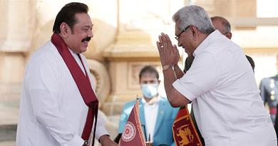 Mahinda Rajapaksha New Prime Minister of Sri Lanka