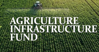 PM Modi Launched Financing Facility under Agriculture Infrastracture Fund AIF