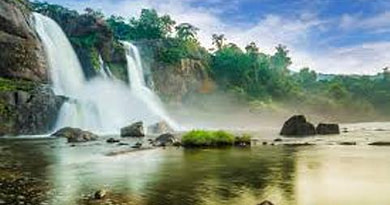 Important Waterfalls of India