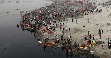 Critical Pathogens Listed By WHO Found in Yamuna River